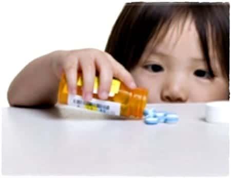 Prevención de intoxicaciones en los niños