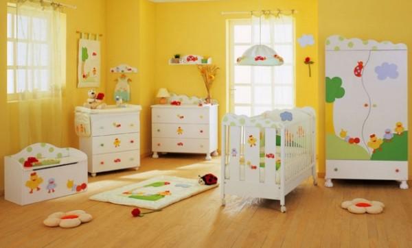 Decorar los muebles del cuarto infantil for Muebles de habitacion infantil