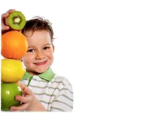 Alimentación infantil y descanso