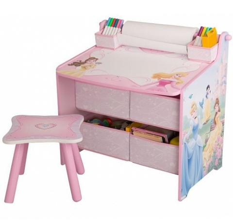 Escritorio disney para ni as - Muebles de princesas ...