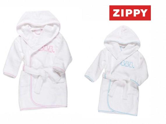 al baño con zippy