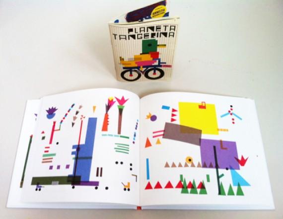 Libros coloridos de portugal
