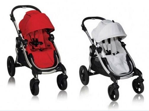 Silla de paseo City Select de Baby Jogger