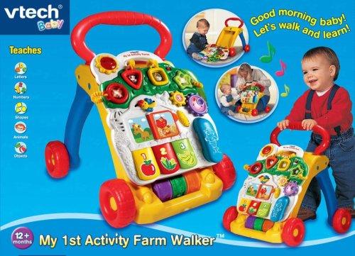 Juguetes Para Bebes De 7 Meses.Andadores Musicales De Fisher Price