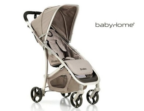 Silla de paseo Emotion de Baby Home