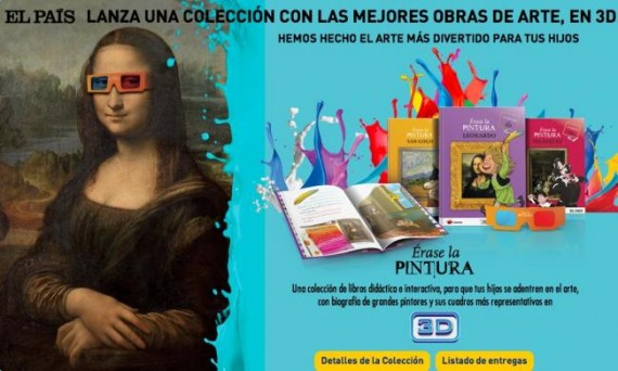 Colección 3D de El Pais