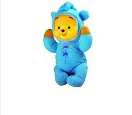 Pooh  Abrazo Luminoso