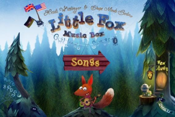 little fox music
