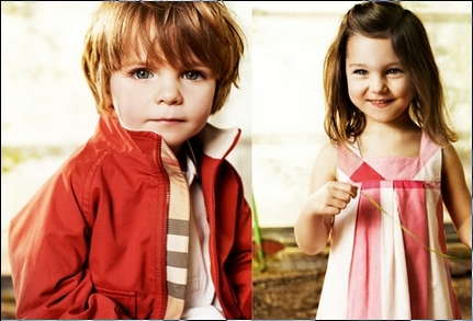 Burberry kids