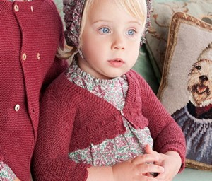 Como vestir al bebé en invierno