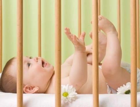 Bebés que madrugan