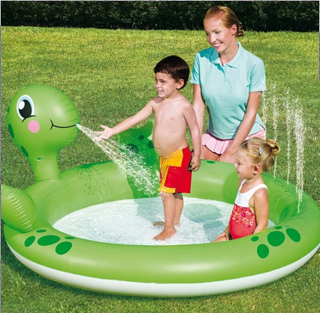 Piscina inflable Tortuga