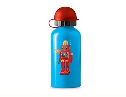 Botellas de agua y cantimploras para el bebé