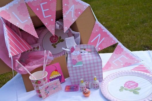 Caja de cumpleaños VIB