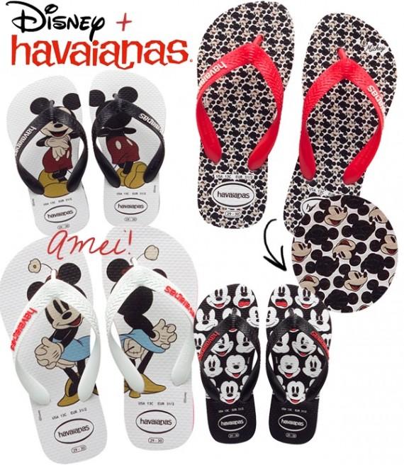 Havaianas de Disney