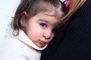 Preocupado por la ansiedad de separación el primer día de preescolar