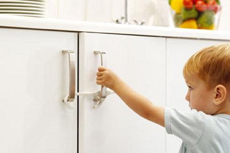 Seguridad para tu bebé en casa