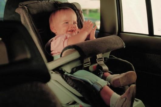 La verdad sobre asientos de seguridad infantil