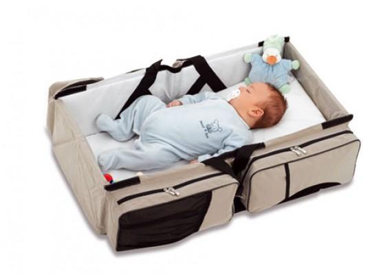 Cuna Baby Travel 2 en 1