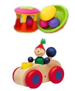 Juegos didácticos para bebés
