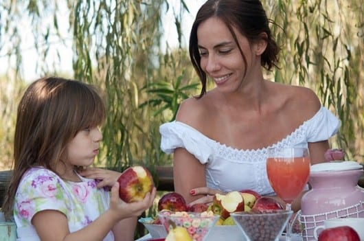 Los mejores alimentos para las nuevas mamás