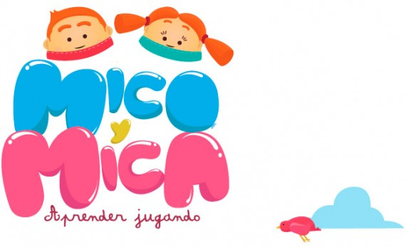 Aplicación Mico & Mica para mundo bebés