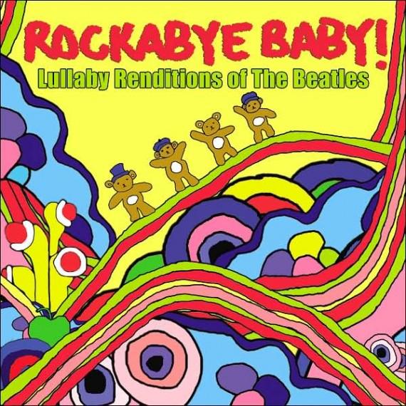 Dormir al bebe al ritmo del rock