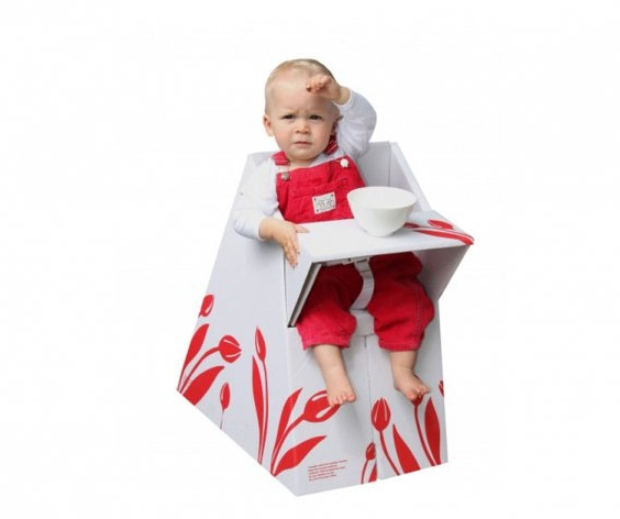 Sillas recicables para beb s for Sillas para que los bebes aprendan a sentarse