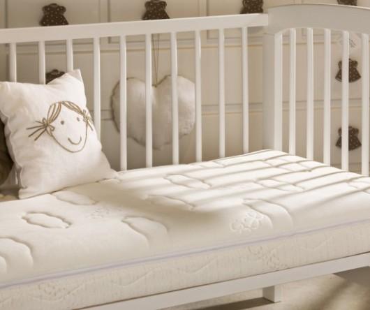 Tipos de colchones para tu bebé