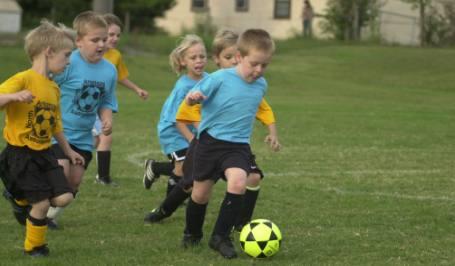 El deporte en los niños, ¿Cuál es el mas adecuado?
