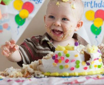 El primer cumpleaños de tu bebé, a quien invitar