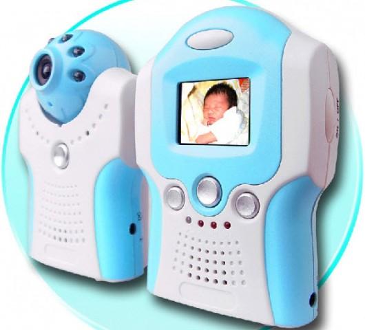 Cómo comprar un monitor de bebé