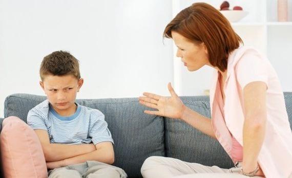 Cómo afrontar los caprichos de los hijos