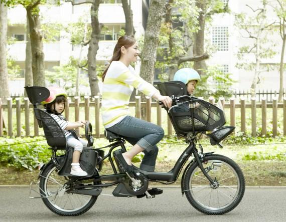 Bicicleta para padres modernos