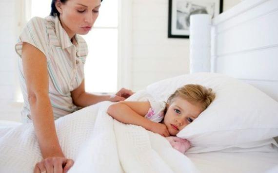 Enuresis nocturna: niños que mojan la cama