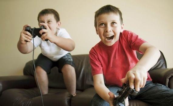 Los videojuegos pueden estimular la inteligencia de los niños