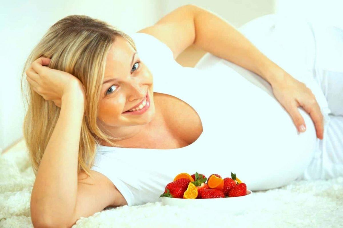Consejos para una dieta vegana durante el embarazo