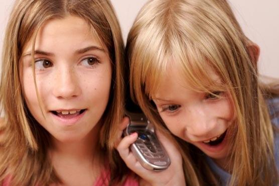 Celulares: ¿Un peligro para la salud de los hijos?