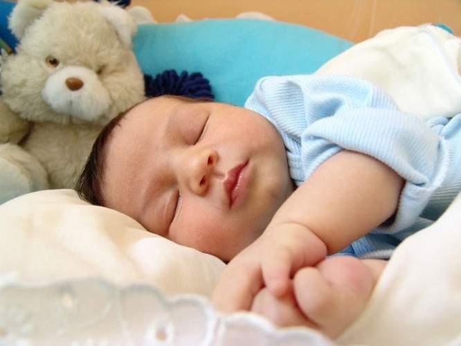 Cosas a evitar al momento de acostar al bebé