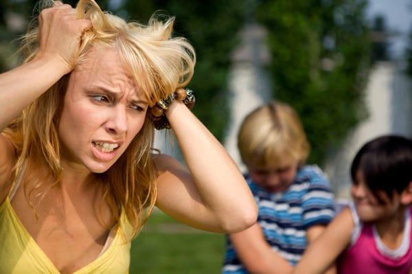 Reducir el estrés de los padres