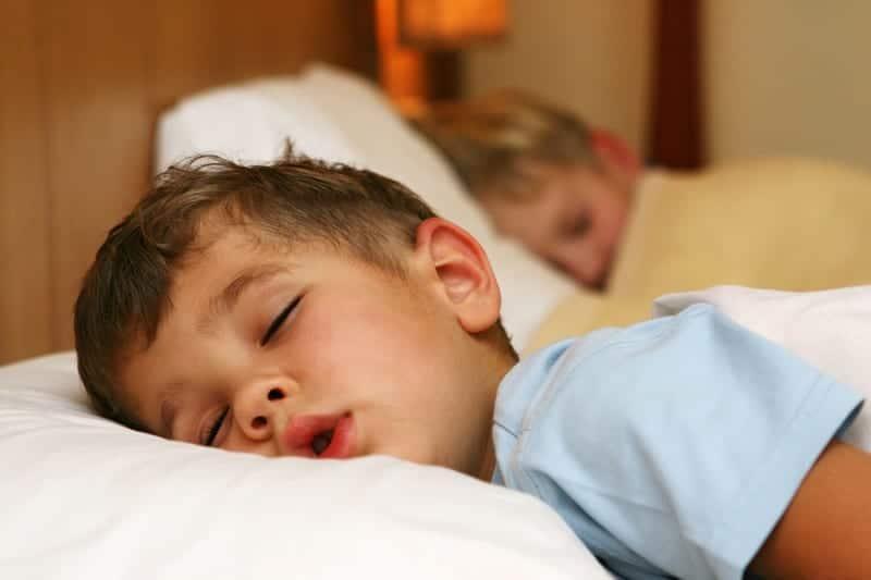 Sobrepeso infantil, una consecuencia de un sueño insuficiente
