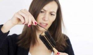 Alopecia en mujeres embarazadas y mamás recientes