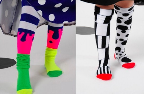 calcetas para bebés