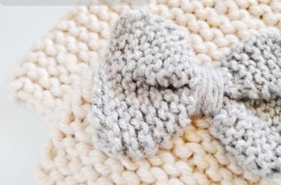 Moña de bufanda
