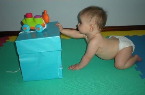 Estimulación temprana 6-12 meses