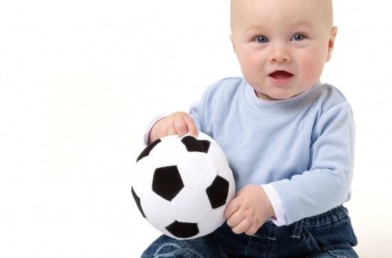 Niño pelota