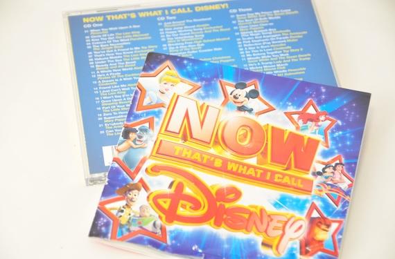 CD música Disney
