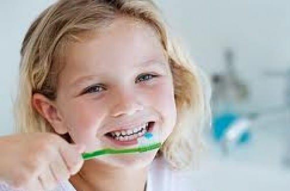 Lavado de dientes