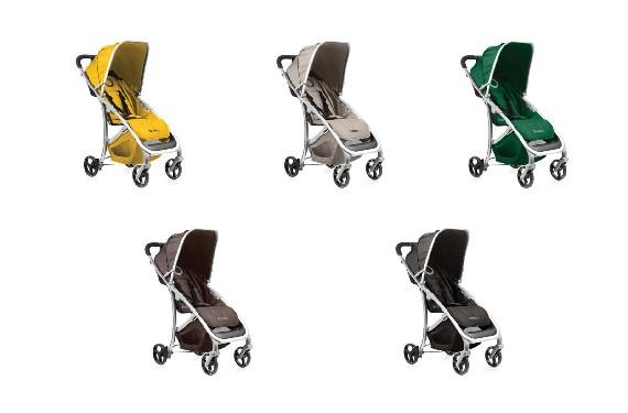 Gama de colores silla de paseo Emotions
