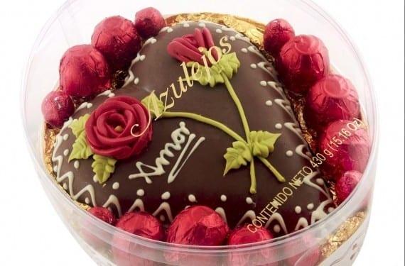 Chocolate para San Valentín